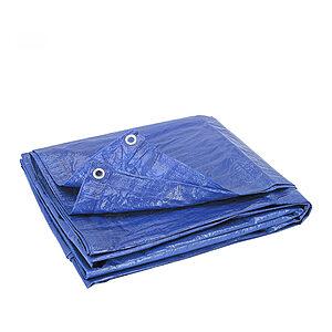 Blue Tarpaulin-0