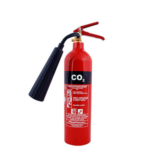 Fire Extinguisher - CO2-0