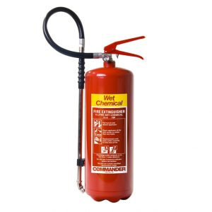 Fire Extinguisher - Wet Chemical-0