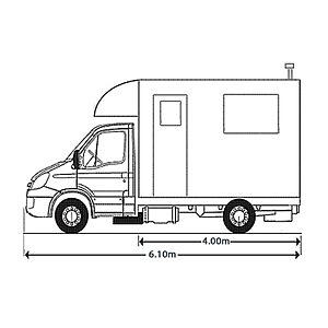 Mobile Kitchen Truck