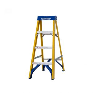 Three Tread Step Ladder-0