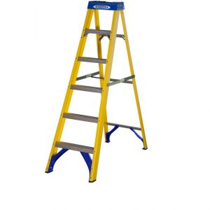 Five Tread Step Ladder-0
