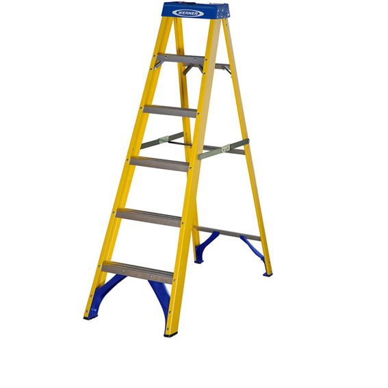Five Tread Step Ladder-0