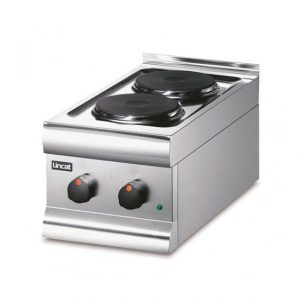 Two Ring Electric Hob-0