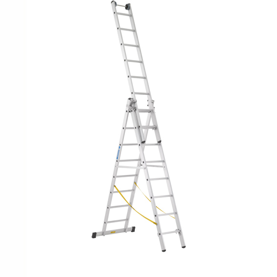 8 Rung Combination Ladder-0