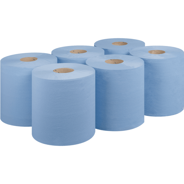 Blue Roll (x6 Pack)-0
