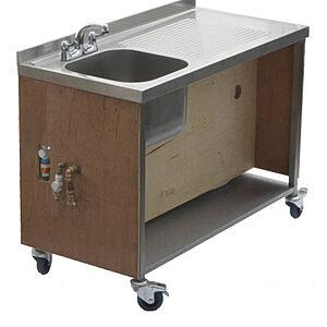 Mobile Sink Unit-0