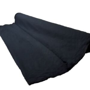 Black Bolton Twill (10m)-0