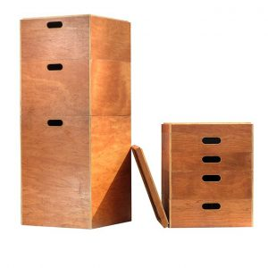 Apple Boxes (Set of 9)-0