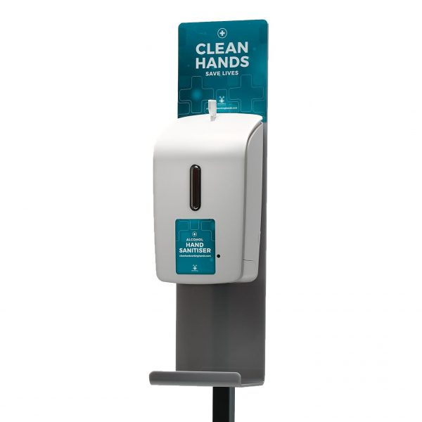 Hand Sanitiser Station-964