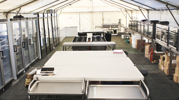 Get Set Hire food styling equipment