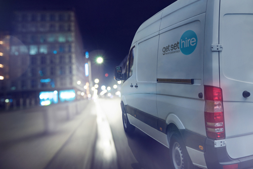 Get Set Hire Van